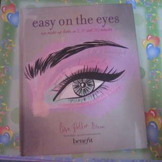 Eyes on the Eyes Make-up book