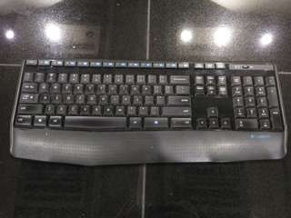 Logitech wireless keyboard k345