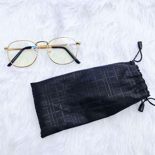 Gold Eyeglasses