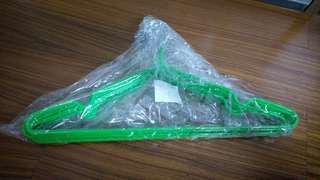 防滑大衣架(十個一組出售)
