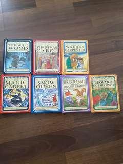 Mini Classics Collection - Mini Pocket Fairy Tales/ Story Books for Children