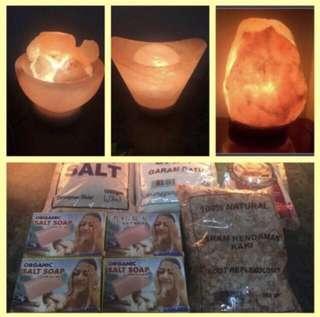 Himalayan Salt Stone products