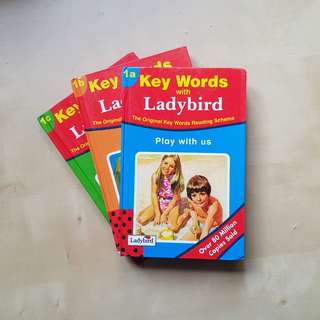 Key Words (Peter and Jane) Bundle