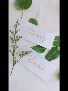 Wedding Place Cards / Escort Cards