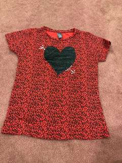 Zara kids top