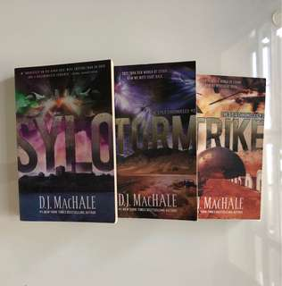The Sylo Chronicles Trilogy