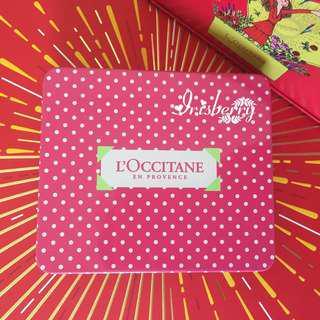 NEW L'occitane Special Edition Matel Case   Tin #2