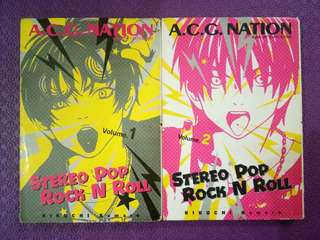 Stereo Pop Rock N Roll (complete set)