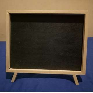 Mini chalkboard termurah - Papan Tulis Mini