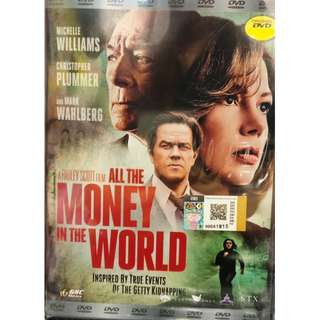 All The Money In The World Movie DVD