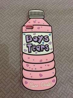 Case Boys Tears Ip 5/5s
