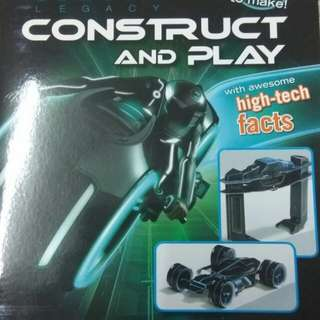 Tron Legacy Construct & Play