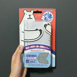 🚚 Gametech TPU Case for NEW Nintendo 3DS XL