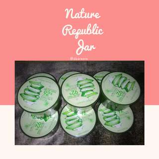 Nature republic jar
