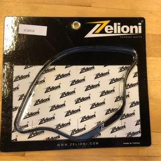 Deco Ring speedometer, ZELIONI