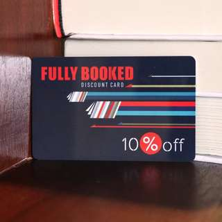 15K Fully booked Receipts for Discount Card (2 sets of receipts)