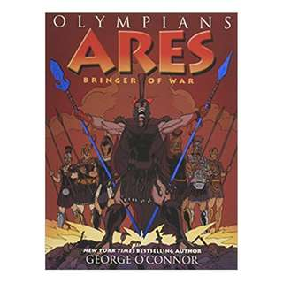 Ares: Bringer of War by George O'Connor