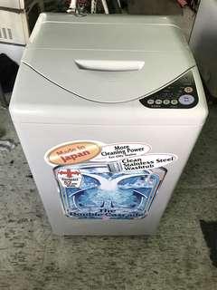 日本製造National 6.0kg 洗衣機