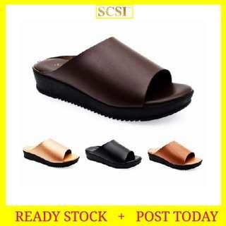 READY STOCK NEW STYLE SCSI WOMEN SUMMER FASHION FLAT SANDALS OD01