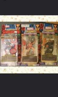 全新 Marvel ($330 3盒)