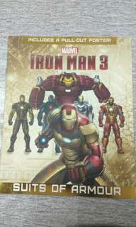 Iron Man 3 Suits of Armour