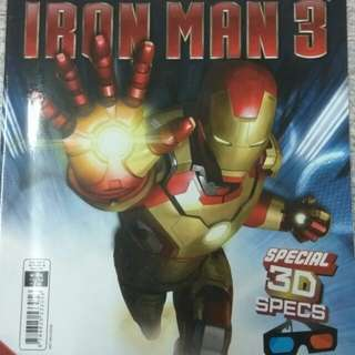 Iron Man 3 Game Book