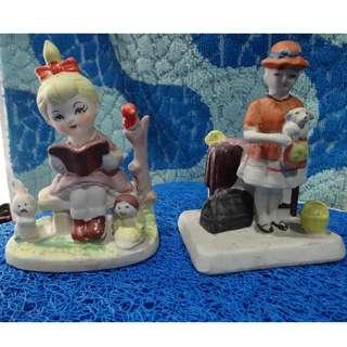 Home decor ceramic creative small ornaments crafts