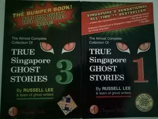 Singapore ghost story title 1 n 3 complete story book