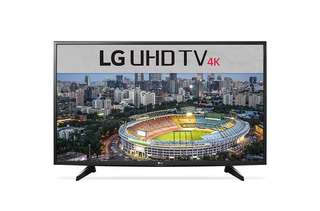 "43"" UHD Smart LED TV (LG)"
