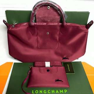 Brandnew! Authentic Longchamp Bag (with pouch)