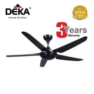 Deka Remote control Ceiling Fan