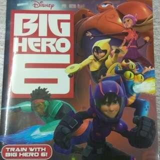 Big Hero 6 Edisi Rasmi Filem