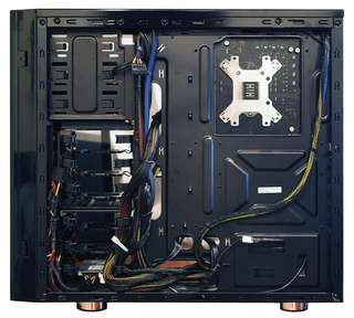 PC cleaning & cable management service