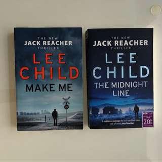 Jack Reacher Series