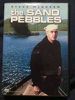 The Sand Pebbles DVD