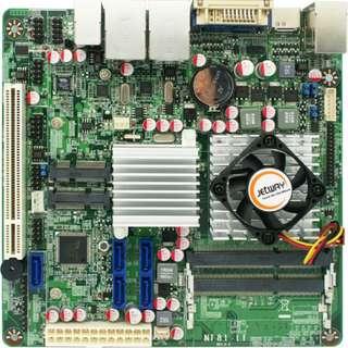 🚚 <美易BUY物> 好物市集~~17cm*17cm Mini ITX 主機板 (NF81-T56N-LF )