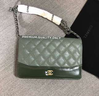 Chanel Gabrielle Wallet On Chain