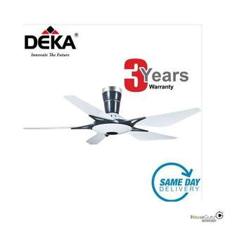 Deka Remote control 8Speed Ceiling Fan