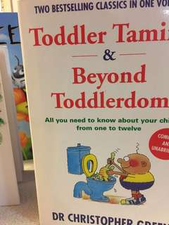 Toddler- Taming & Beyond