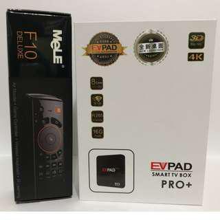 [BNIB] Latest EVPAD PRO+ Android TV Box