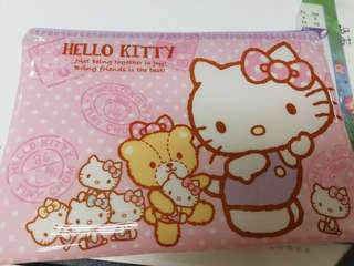 全新日本 hello kitty 筆袋