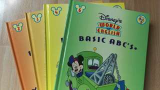 (超平)Disney English Story Books