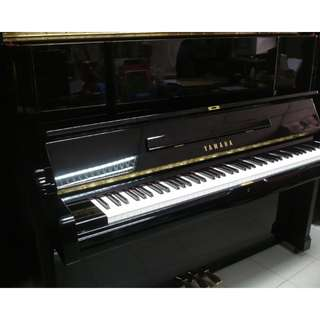 Yamaha -zenon uz2 upright piano