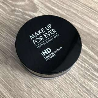 Make Up Forever HD Loose Powder
