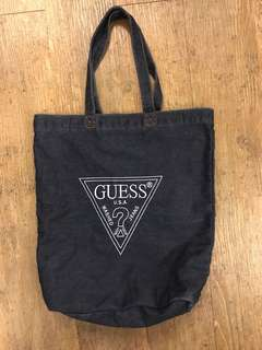 Guess USA tote bag