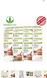 Formula 1 Dutch Chocolate Herbalife Shake 22 sachets 25g