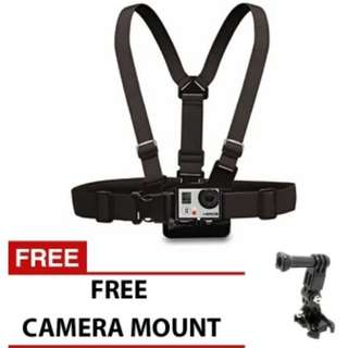 Chest Mount / Strap for GoPro