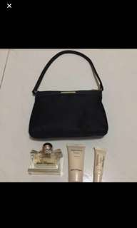 Salvatore Ferragamo Bag/ Toiletries Set