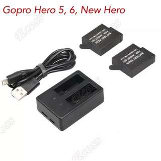 Gopro Hero Dual Battery with Charger