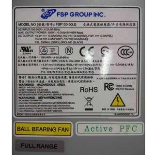 <美易BUY物> 好物市集~~FSP150-50LE 150W IPC 電源供應器